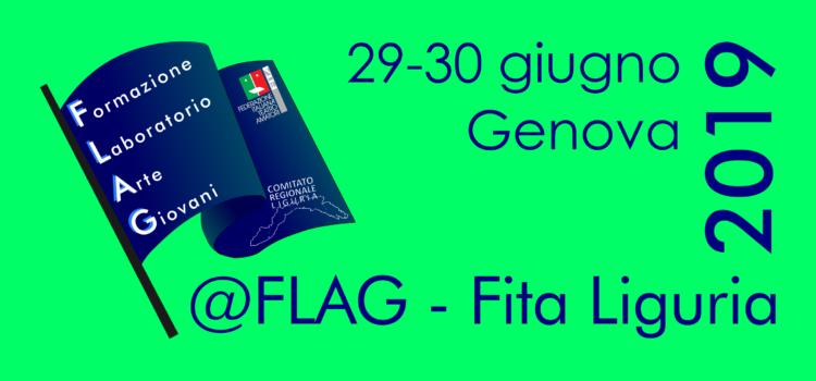 Al via @FLAG2019 – L'evento formativo dedicato ai giovani liguri affiliati Fita