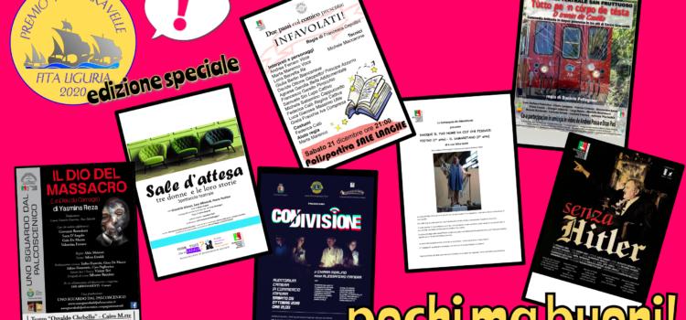 """Premio Fita Liguria """"Tre Caravelle"""" 2020 edizione speciale – Le iscritte"""